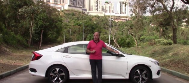 Honda Civic EXL 2.0 2017 – Teste com Emilio Camanzi