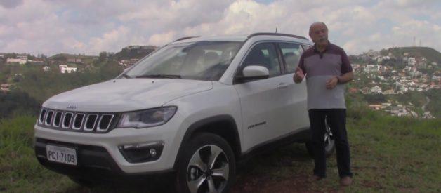 Jeep Compass Longitude 2.0 Diesel 4×4 – Teste com Emilio Camanzi