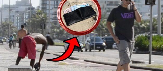 TESTE DE HONESTIDADE NO RIO DE JANEIRO | Experimento Social